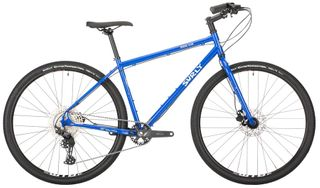 Surly Bridge Club 700 Bike XL Loo Azul
