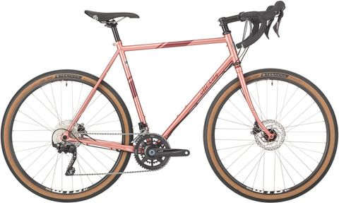 All-City SpaceHorse Disc Bike 49cm Rose