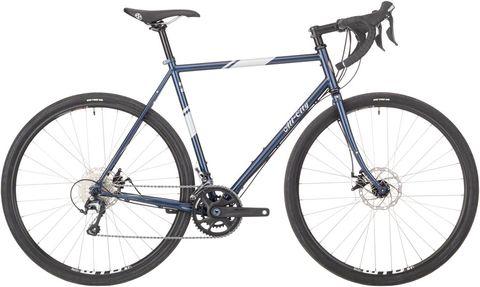 All-City SpaceHorse Disc Bike 55cm Blue