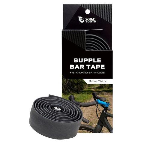 Wolf Tooth Supple Bar Tape Black