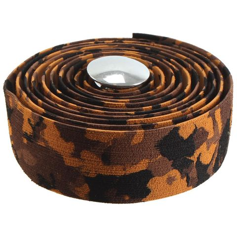 Soma Bar Tape Striated Camo Brown