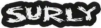 """Surly Patch 4"""" Iron-On"""
