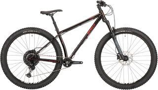 Surly KrampusSUS Bike LG Blk/Red Sparkle