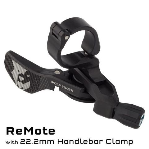 Wolf Tooth Remote with 22.2mm Clamp