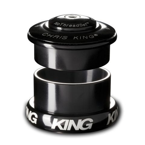 Chris King i5 Black 49mm 1-1/8>1.5 Taper