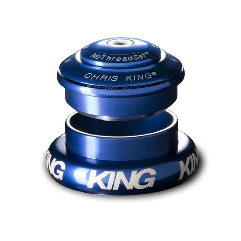 Chris King i7 Navy 44mm 1-1/8>1.5 taper