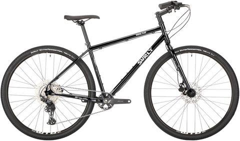 Surly Bridge Club 700 Bike LG Black