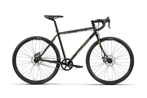 Bombtrack Arise 650 Bike XS-46cm Black