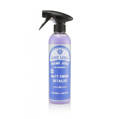 Juice Lubes Matt Finish Detailer 500ml