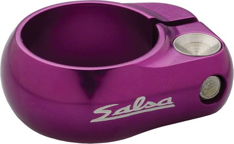 Salsa Lip-Lock Seat Collar 32.0 Purple