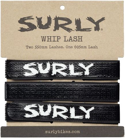 Surly Whip Lash Gear Strap Multi-Pack