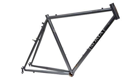 Soma Double X 56cm Graphite frame