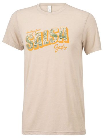 SALSA WISH YOU WERE HERE T-SHIRT