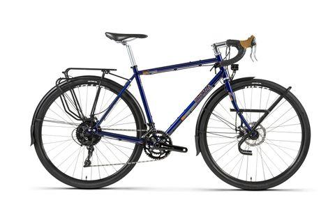Bombtrack Arise Tour 700 Bike L-55 Blue