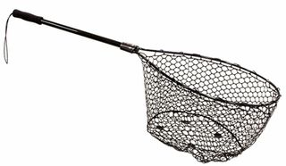 BOAT LANDING NET  RUBBER BAG (60*50)