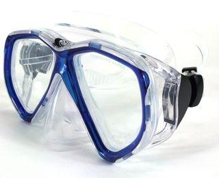 DIVE MASK  M218 BLUE SILICON