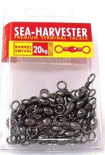 SEA-HARVESTER BARREL 20KG BULK 28