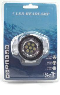 LED 6+1  HEADLIGHT