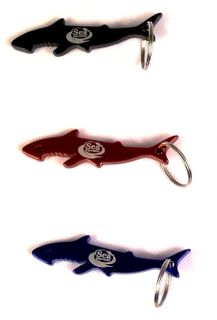 KEYRING SHARK SHAPE
