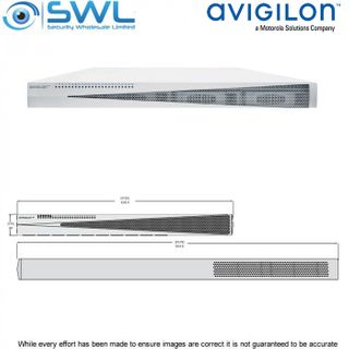 Avigilon VMA-AS3-16P09-AU 16ch Appliance NVR. 9Tb Storage & 16 PoE Ports