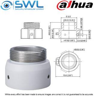 Dahua PFA110: Adaptor For Ceiling & Wall Mount Pendant Bracket