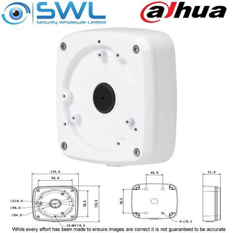 Dahua PFA123 metal box for IPC-HDBW2300RN-VF//Z