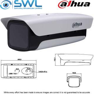 Dahua PFH610N-H: Outdoor Housing c/w 24VAC Heater