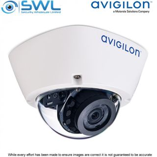 Avigilon 6.0C-H5A-DO1-IR O/D Surface 6Mp Dome: Analytic IR30m IP67 IK10 4.9-8mm
