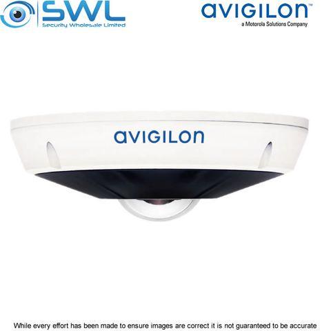 Avigilon 6.0L-H4F-DO1-IR 6Mp Fisheye Camera LightCatcher IR 10m IP66 IK10 1.45mm
