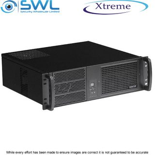 Xtreme Rack Mnt NVR i7 3.6Ghz, 120Gb SSD, 16GB Ram 120Mbps MAX 3 x Monitor Out