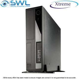 Xtreme Desktop NVR: Intel Skylake 3.36Ghz, 120Gb SSD, 4Tb, 8Gb Ram 80 Mbps MAX