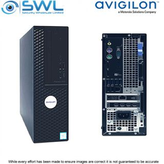 Avigilon NVR4-WKS-8TB: 4th Generation NVR4 8Tb Workstation 2 x Monitor Outputs