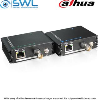 Xtreme Ethernet & PoE Over Coax Or UTP (TX-RX) - Up To 400m Sold As A Pair