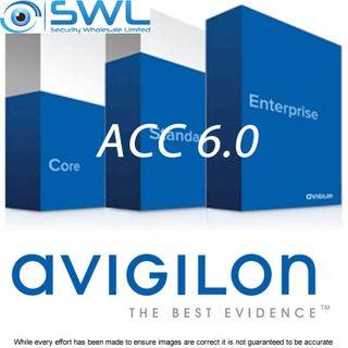 Avigilon ACC 5.0 ENT to ACC 6.0 ENT Upgrade 4 Camera Channel License