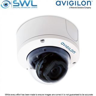 Avigilon 5.0C-H5SL-D1-IR 5Mp Indoor Surface Dome: WDR LightCatcher IR30m 3.1-8.4