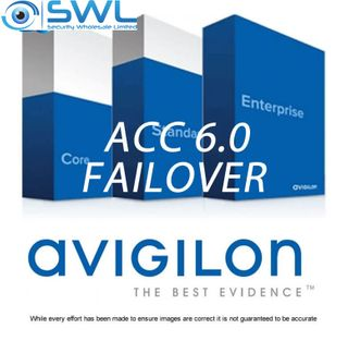 Avigilon ACC 6.0 Enterprise FAIL OVER 4 Camera Channel Licence