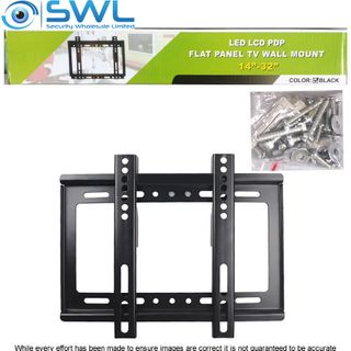 "Dahua Monitor Wall mount Bracket VESA Mounting 14""-32"""
