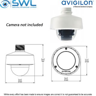 Avigilon H4SL-MT-NPTA1: NPT Adapter For Use With H5SL DO Series Cameras