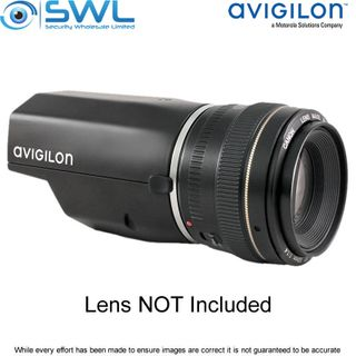 Avigilon 24L-H4PRO-B 24Mp H4 HD Pro LightCatcher Camera