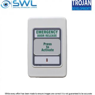 Trojan Em Rex Emergency Door Exit Release Unit