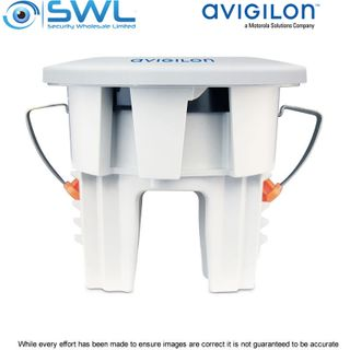 Avigilon H4M-MT-DCIL1: White In-Ceiling Mount Adapter For H4M Dome Cameras