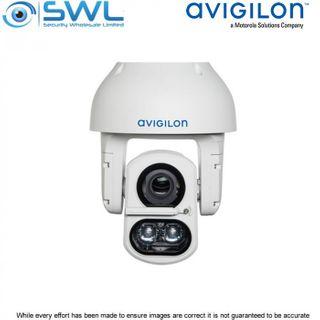 Avigilon 2.0C-H4IRPTZ-DP30-WP PTZ: IR 250m 30x Zoom Analytics IP66 IK10 4.3-129m