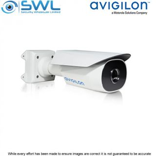 Avigilon 320S-H4A-THC-BO12 O/D Thermal Bullet: Analytics, IP66, IK10, 18mm
