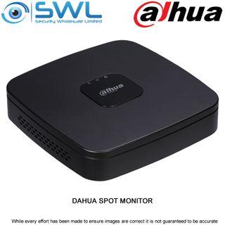 Dahua NVR 4116-4KS2:16ch NVR. No Hard Drive Included. Spot Monitor Application