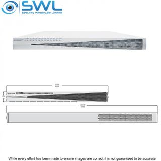 Avigilon VMA-AS3-24P24-AU 24ch Appliance NVR. 24Tb Storage & 24 PoE Ports
