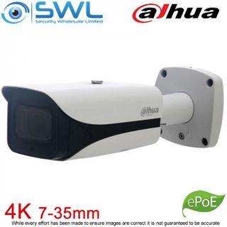 Dahua IPC-HFW5831EP-Z5E-0735:4K ePoE Bullet WDR IR100m IP67 7~35mm