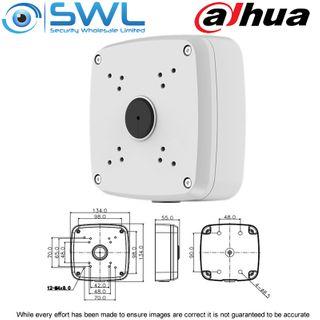 Dahua PFA121 - IP66 Rated Back Box For 4 Hole Fixed Lens Turrets + Bullets