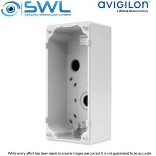 Avigilon H4VI-MT-SURF1 Surface Mount Adapter For H4 Video Intercom