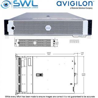 Avigilon Artificial Intelligence Appliance A20, 2U Rack Mnt, 60 x 2Mp Capacity