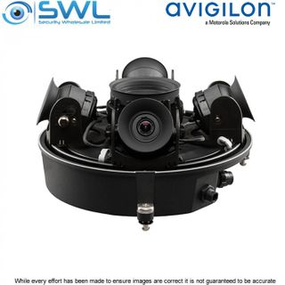 Avigilon H4A Multisensor 32C-H4A-4MH-360 Camera Only 4x 4K WDR LightCatcher 4mm